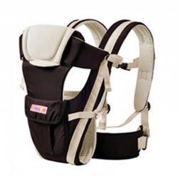 Babytrage Babytragetasche Bauch-, Rücken- und Hüfttrage Baby Carrier