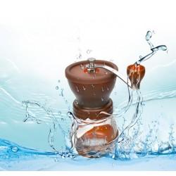 Handkaffeemühle mit Keramikmahlwerk Mahlwerk Für feinsten Manuelle