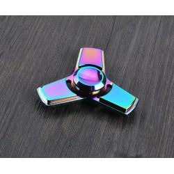 Finger Spinner Fidget Spinner Hand Spinner Rainbow Spielzeug bunt