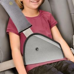 Auto Gurtschutz Nackenstütze für Baby Sicherheit Abdeckung Kopfstütze