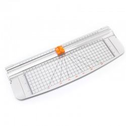 A4 Druckpapier Schneidegerät Papierschneider Rollenschneider weiß