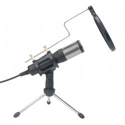 USB Kondensator Mikrofon für Studio-Aufnahmen USB Mikrofon Studio