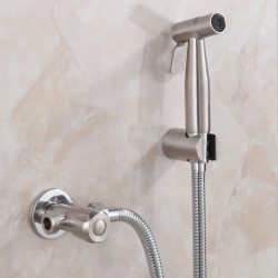 WC Duschkopf Showerheads WC Sprühpistolendüse Wasserspar-Duschkopf
