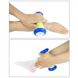 Massage Roller Übungsroller Fitnessstick Massagegerät für Therapie