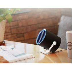 Ventilator USB Fan Tischventilator Lüfter 2 Stufen für Büro Zuhause