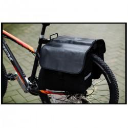 Fahrradtasche Fahrradtasche Gepäckträger Handtasche f. Fahrrad schwarz