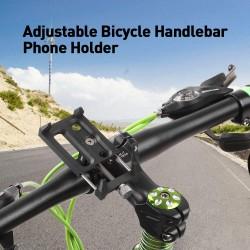 Handyhalter Halterung Ständer Fahrradhalter für 3.5 - 6.2 Zoll Handy