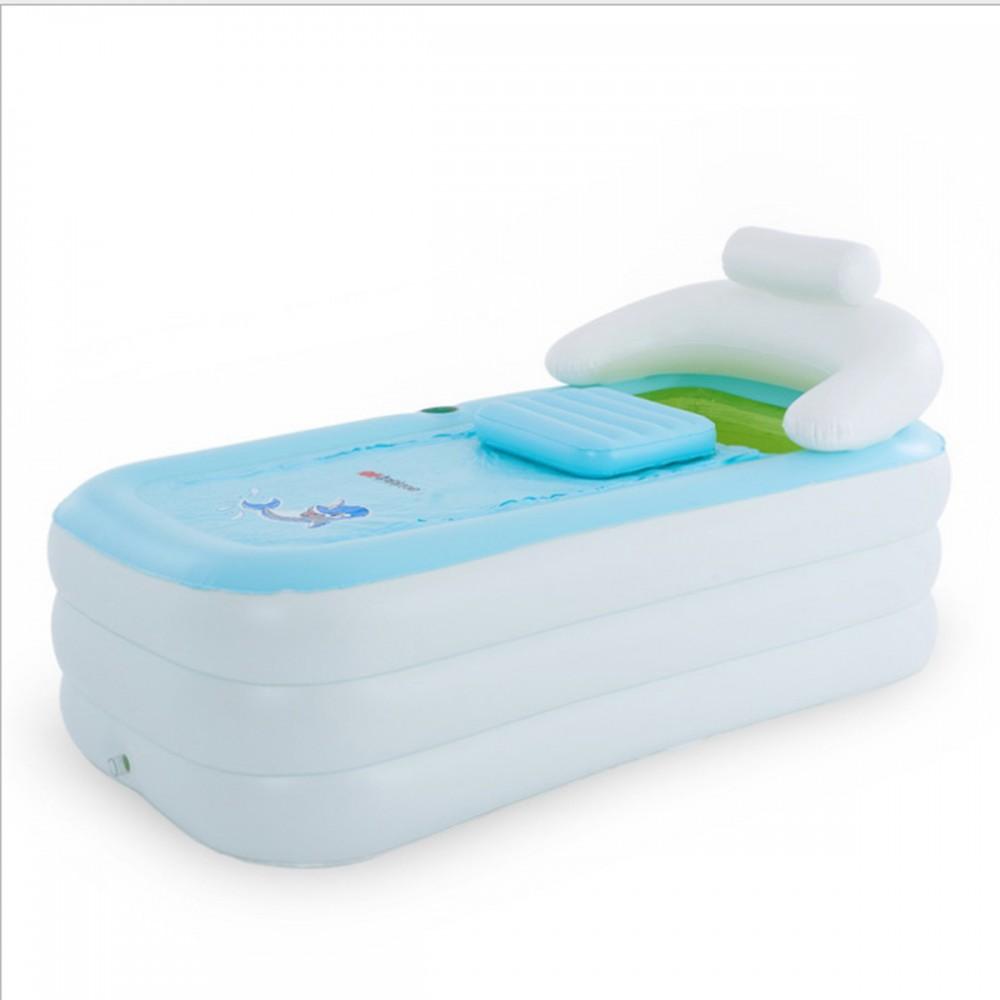 bathtub badewanne relax pool mit luftpumpe erwachsene plastik. Black Bedroom Furniture Sets. Home Design Ideas