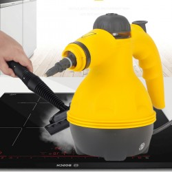 Wasserbehälter Dampfreiniger Handdampfreiniger tragbar gelb 450ml