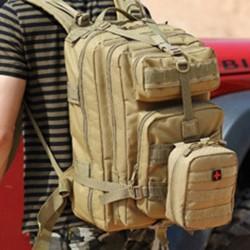 Notfalltasche Tasche Erste Hilfe Medizinische Tasche Braungrün