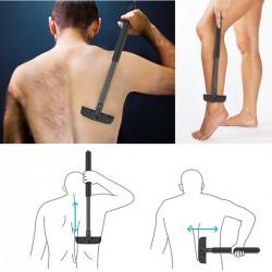 Rückenrasierer Köperrasierer Rasierbügel Back Shaver verstellbar 29cm