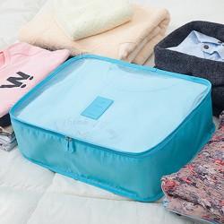 Kofferorganizer Kleidertaschen Packtaschen Organizer 6tlg Reisetasche