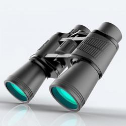Binokular Mini Fernglas Teleskop für Erwachsene 12x50 HD schwarz