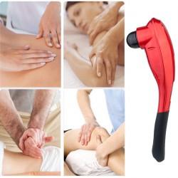 Handmassagegeräte Rückenmassagegerät Kabellos für Schultern Nacken