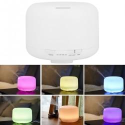 Aroma Luftbefeuchter Ultraschall Diffuser Aromatherapie LED Lichter