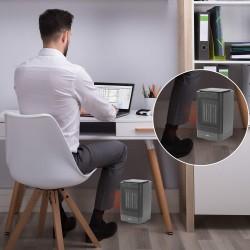 Heizlüfter Heizelement Heizstahler Elektroheizung Ventilator 950W