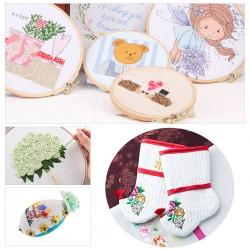 Embroidery tool Stickerei Starter Stricken Kreuzstich 50 Stück Set