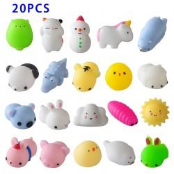 Squeeze Rising Toys Kinderspielzeug 20er für Kinder Party Geschenke