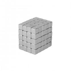 Starke Neodym Magnete Würfel Mentall für Magnettafel Quadrat 100pcs