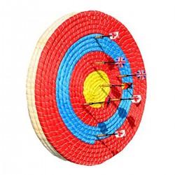 Bogen Zielscheibe Strohzielscheibe Bogenschiessen f. Bogenschiessen