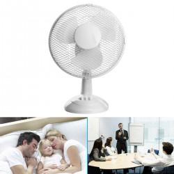 Luftkühler Tischventilator Fan Ventilator mit 2 Leistungsstufen 30W