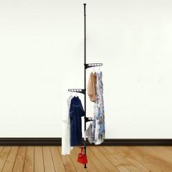 Kleiderstange Garderobenständer Kleiderständer höhenverstellbar