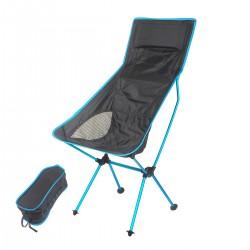 Campingstuhl Klappstuhl Angelstuhl Strandstuhl Outdoor mit Tasche
