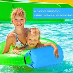 Dry Bag Wasserdicht Packsack für Kayaking Fischen Schwimmen 30L