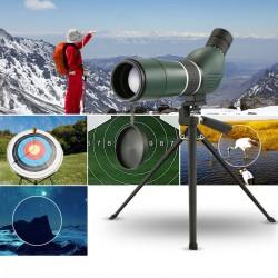 Spektiv Teleskop 15-45X60 Spotting Scope mit Tragetasche Outdoor