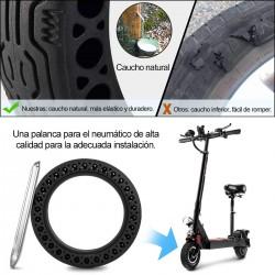 Fahrradreifen Ersatzreifen Festreifen für Xiaomi Elektro Scooter