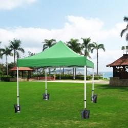 Pavillonstandfüsse 4er Stabilisation für Pavillons Gartenzelte Festzelte