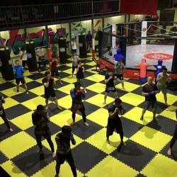 Bodenmatte Kampfsportmatte Fitnessmatte Tai-Chi Yoga-Matte 3pcs