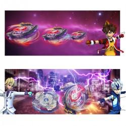 Kampfkreisel Beschleunigungslauncher Speed Kreisel Kinder Spielzeug