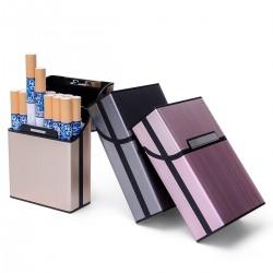 Zigarettenetui 3 Stück Zigarettenbox Kunststoffgehäuse 20er Schachteln