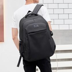 Schulrucksack Backpack Student Notebook mit USB-Ladeanschluss