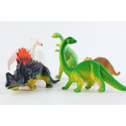 Mini Dinosaurier Spielzeug 12er Set Dinosaurier Figuren für Kinder