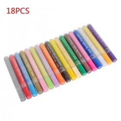 18 Farben Acrylstifte Marker Stifte Steine Bemalen Stifte für Malerei