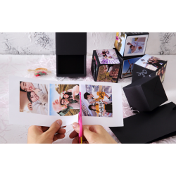 Kreative Explosions Box Geschenk Handgemachtes Scrapbook Zubehör Set