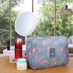 Kulturtasche Waschtasche Unisex Kosmetiktasche Reise Tasche