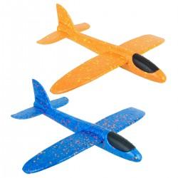 Kinder Flugzeug Styroporflieger Spielzeug Outdoor Wurf Segelflugzeug 2pcs