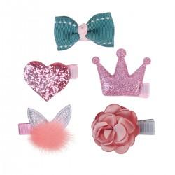 32 Stück Haarspangen Haarclips Haarklammern für Mädchen