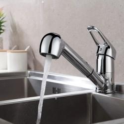 Wasserhahn Küche Küchenarmatur Küchenarmatur mit Mixer drehbar