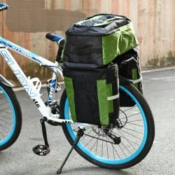 Multifunktion Fahrrad Gepäcktaschen 70L Fahrradtaschen für den Rücksitz