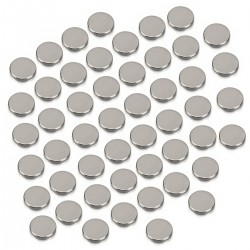 52er Starke Neodym Magnete f. Kühlschrank Pinnwand Memoboard