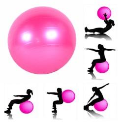 Gym Sitzball Gymnastikball Yogaball Bürostuhl Büroball Gymball 55 cm