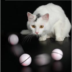 Katzenspielzeug Ball interaktives Spielzeug USB Katzenspielzeug für Katzen