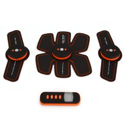 EMS Bauchmuskeltrainer Trainingsgerät für Muskelaufbau und Fettverbrennung