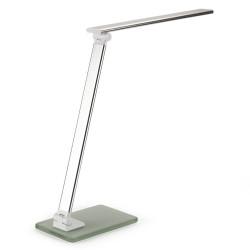 Schreibtischlampe LED Tischlampe Touchscreen zum Arbeiten 42LED