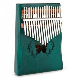 Daumenklavier Kalimba Instrument 17 Schlüssel solid Finger Klavier