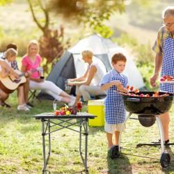 Campingtisch Multifunktionstisch für Camping Wandern Reisen Picknick